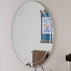 <strong>Frameless Aldo Wall Mirror</strong> by Decor Wonderland