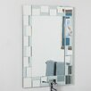 Decor Wonderland Quebec Modern Bathroom Mirror