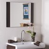 <strong>Decor Wonderland</strong> Frameless Chase Wall Mirror