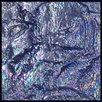 "JSG Oceana 4"" x 4"" Glass Tile in Slate Blue Reflections"