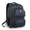J World Astro Multi Pocket Laptop Backpack