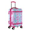 "J World Taqoo 20"" Spinner Carry-On Suitcase"