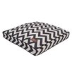Jax & Bones Ziggy Premium Cotton Square Pillow Bed