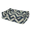 Jax & Bones Spellbound Premium Cotton Blend Lounge Bolster Dog Bed