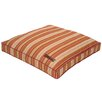 Rectangle Indoor / Outdoor Pillow Dog Bed in Mandarine