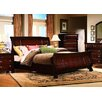 <strong>Georgetown Sleigh Bed</strong> by kathy ireland Home by Vaughan
