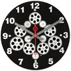 """<strong>12"""" Moving Gear Wall Clock</strong> by Maples Clock"""