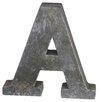 Privilege A-Design Metal Letter Block