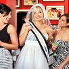 <strong>Cathys Concepts</strong> Bridal Entourage Bachelorette Sash and Veil Set