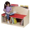 Steffy Wood Products Reading Kid's Bench
