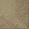 Fibreworks Coastal Classic Cheetah Sisal Sierra Bordered Area Rug