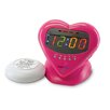 <strong>Sonic Boom Sweetheart Vibrating Alarm Clock</strong> by Sonic Alert