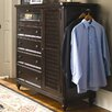 <strong>Steel Magnolia 4 Drawer Gentleman's Chest</strong> by Paula Deen Home