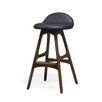 International Design USA Mellow Barstool with Cushion