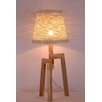 International Design USA Penrose Table Lamp with Drum Shade