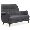 International Design USA Parker Loveseat