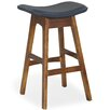 "International Design USA Sketch 28"" Barstool with Cushion"