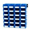 Triton Products Wall 6 Shelf Shelving Unit Starter