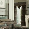 Croscill Home Fashions Galleria Pole Top Rod Pocket Drape Panels (Set of 2)