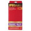Eureka® Hoover Y and Z Filtrete Vacuum Bag (Pack of 2)