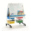 "Copernicus Queen Royal Reading / Writing Center (38""W)"