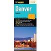 Universal Map Denver Colorado Fold Map