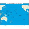 <strong>Universal Map</strong> World History Wall Maps - Pacific Island Societies