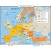 <strong>Universal Map</strong> World History Wall Maps - European Union