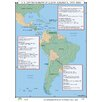 <strong>Universal Map</strong> World History Wall Maps - U.S. Involvement in Latin America