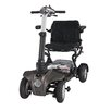 Heartway S20 Passport XL Folding Scooter with Suspension with 14.5Ah Lithium Battery for Indoor & Outdoor