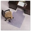 ES Robbins Corporation Lip Chair Mat, Performance Series Anchorbar for Carpet Up To 1""