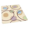 Circles Design Chair Mat