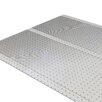 ES Robbins Corporation Clear Carpet Protector Mat