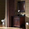 """Xylem Glenayre 36"""" Bathroom Vanity Cabinet Set"""