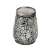 Myosotis Tooth Brush Holder in Silver