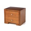 Beverly Hills Furniture Alpha 2 Drawer Nightstand