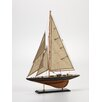 <strong>Zodax</strong> Wooden Model Sailboat