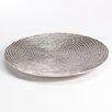 Zodax Swirl Round Plate