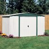 Arrow Hamlet 8ft. W x 6ft. D Steel Storage Shed