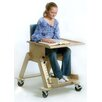 <strong>Large Kinder Chair with Tray & Base</strong> by Kaye Products