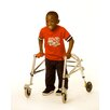 <strong>Child's Walker Rear Leg Silent Wheel (Set of 2)</strong> by Kaye Products