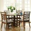 Somerton Dwelling Claire de Lune 5 Piece Dining Set