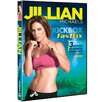 <strong>Gaiam</strong> Jillian Michaels Kickbox FastFix DVD