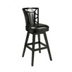 "Pastel Furniture Huntington 30"" Swivel Bar Stool with Cushion"