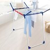LEIFHEIT Varioline M Deluxe Winged Clothes Drying Rack with Adjustable Lines