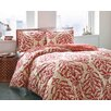 City Scene Imperial Medallion Duvet Cover Set