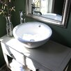 "Nantucket Sinks 16"" Vessel Bathroom Sink"