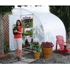 Solexx Harvester 16 Ft. W x 24 Ft. D Polyethylene Greenhouse