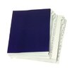 Globe Weis Letter Size Everyday File Fast Sorter (Set of 10)