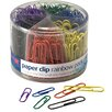 Officemate International Corp Paper Clips in Tub